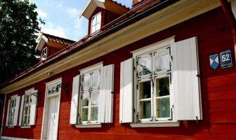 maison de kipsala à riga