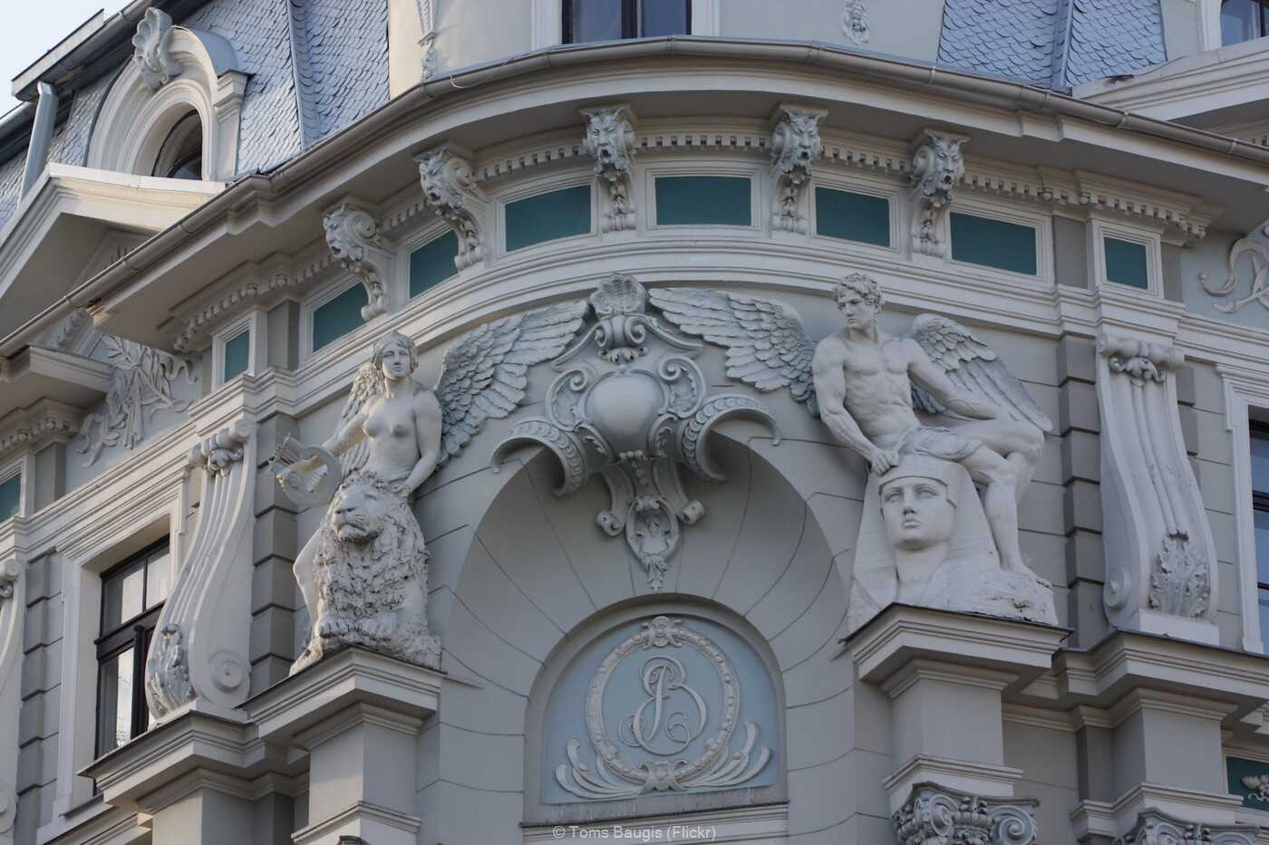 Riga Maison Barona  Dzirnavu