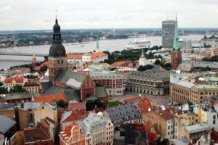 riga capitale de la lettonie