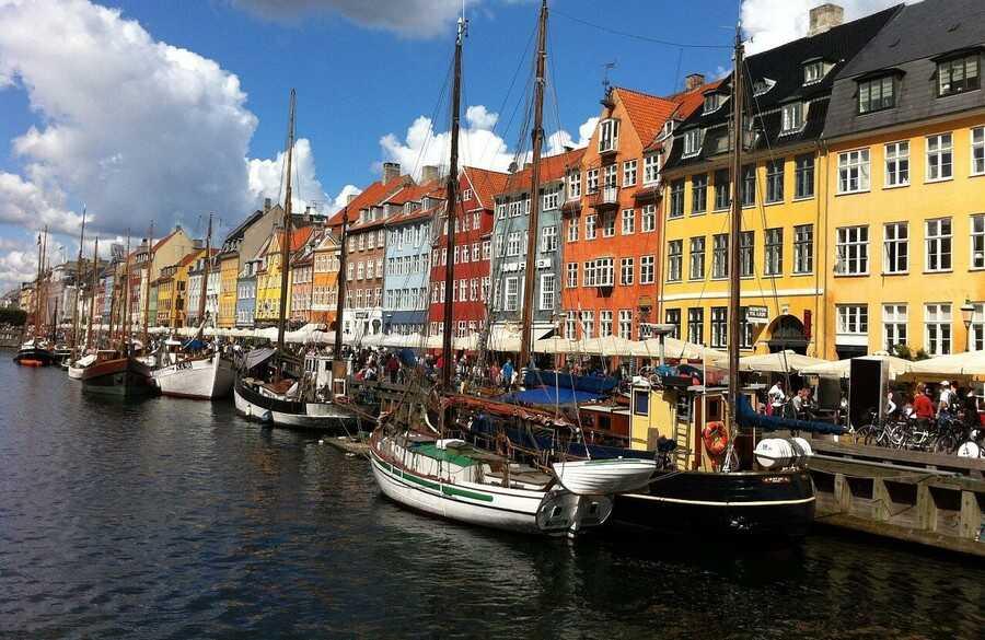 copenhague l'une des plus belles villes en europe du nord