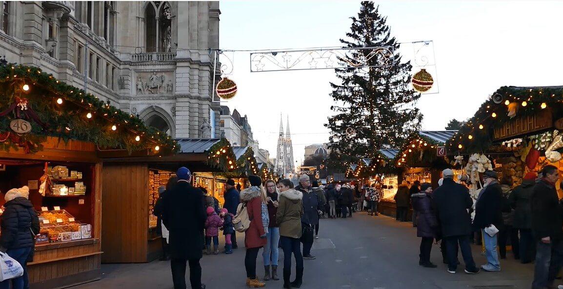 Marchés de Noël en Autriche  ; un émerveillement de chaque instant! 11