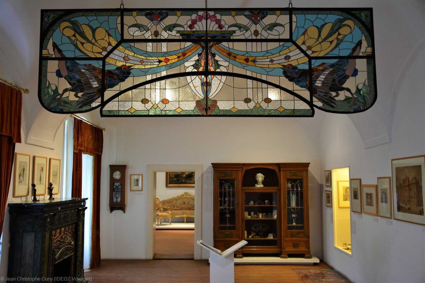 musée kiscelli à obuda dans le 3ème arrondissement de budapest dédié à l'histoire urbaine