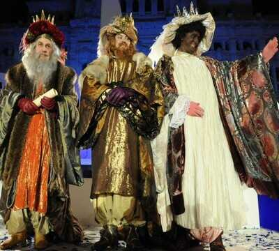 parade des rois à barcelone