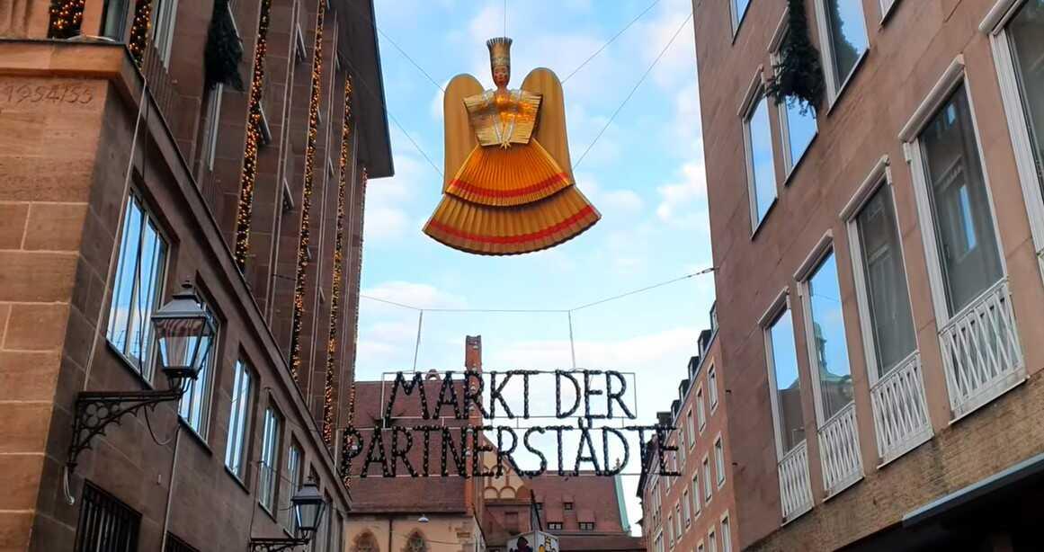 nurnberg markt der partnerstadte