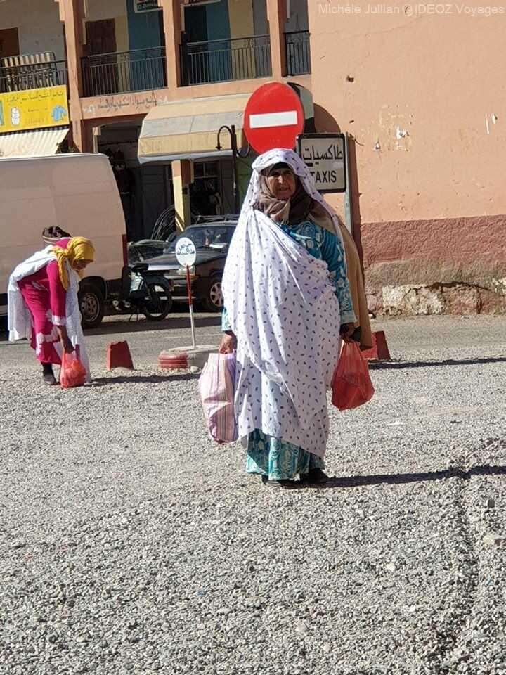 VOYAGER C'EST OSER ! Regard d'une femme voyageant seule au Maroc 1