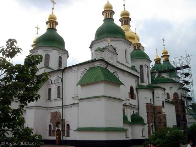 kiev église saint André