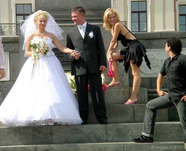 Mariage à l'ukrainienne à Kiev