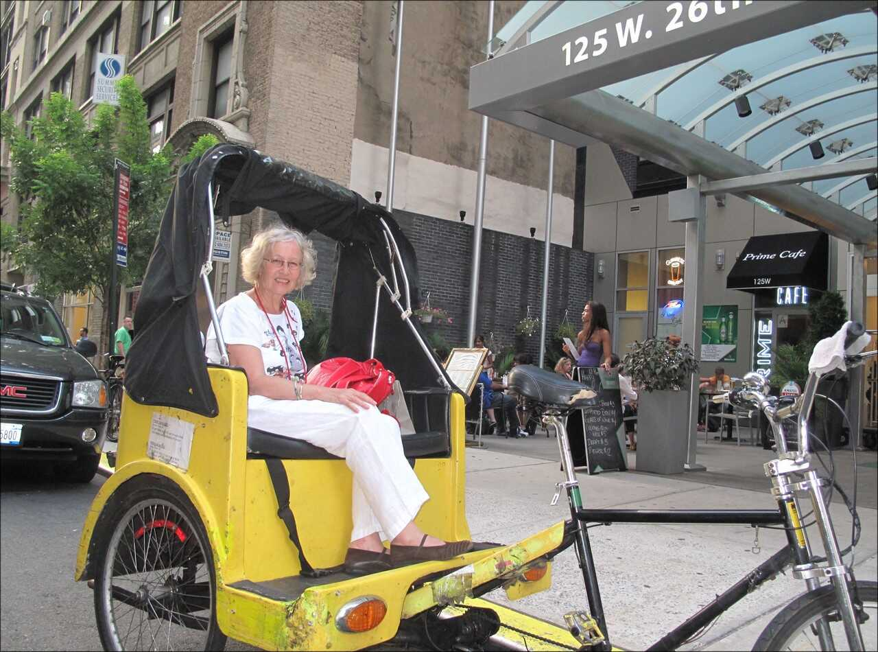 visiter new york en tuk tuk