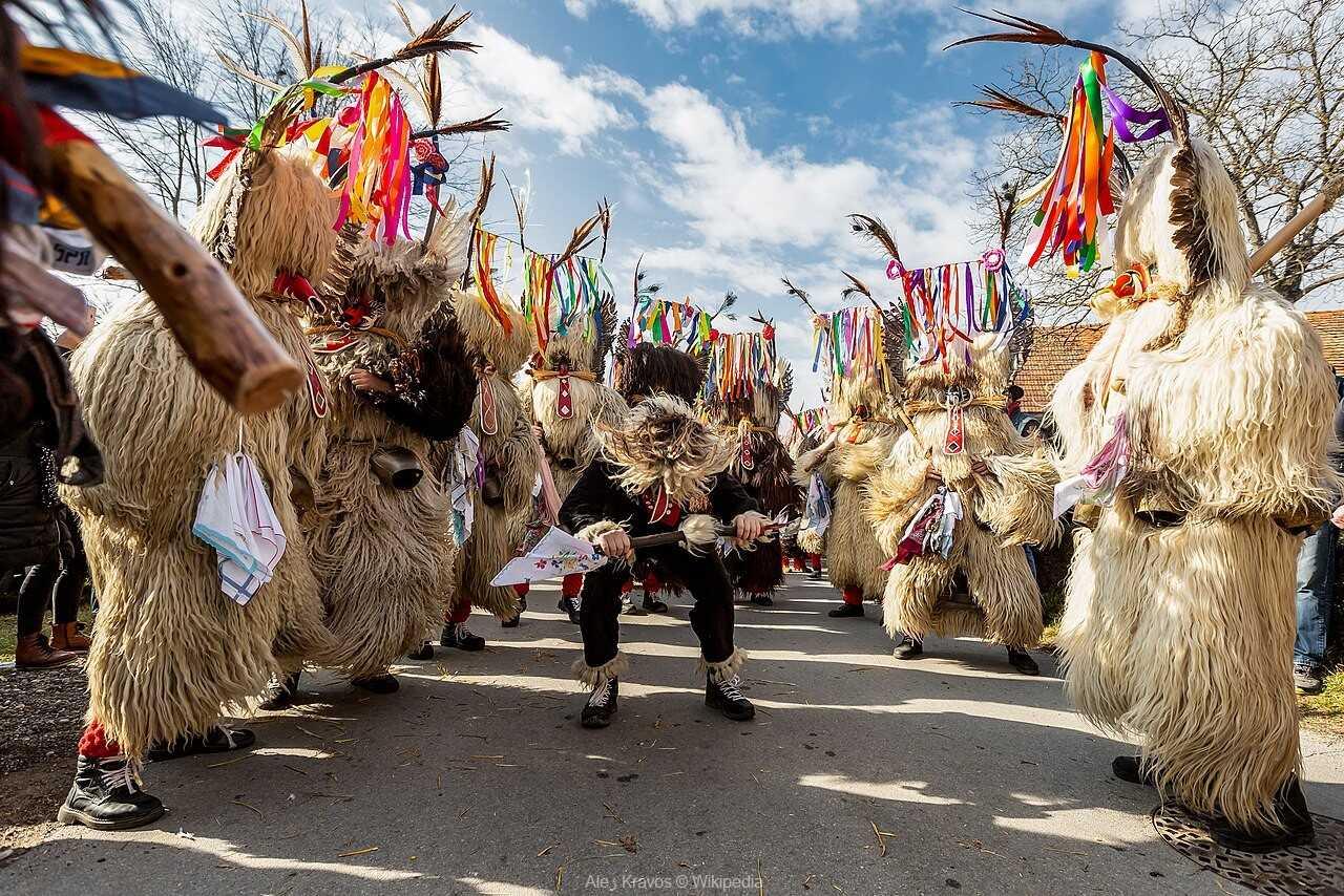 carnaval des kurents à ptuj