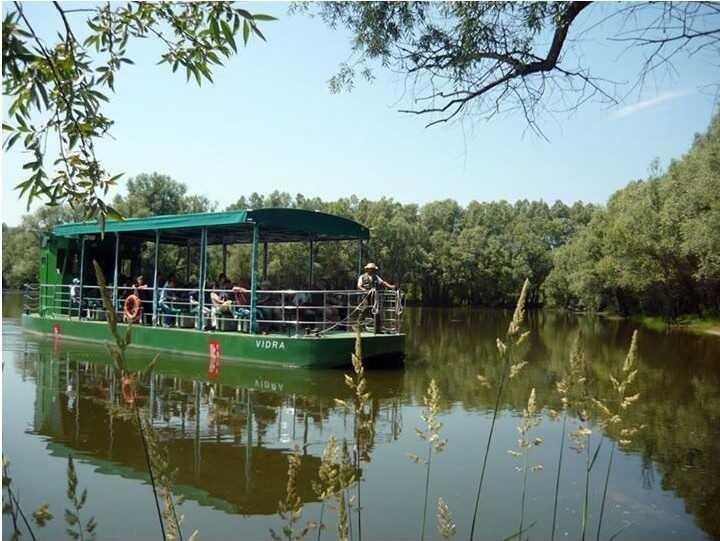 """Kopacki Rit ; la """"petite Amazonie"""" croate en Slavonie 1"""