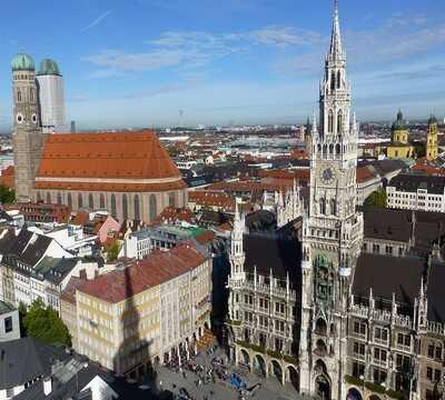 Munich en baviere