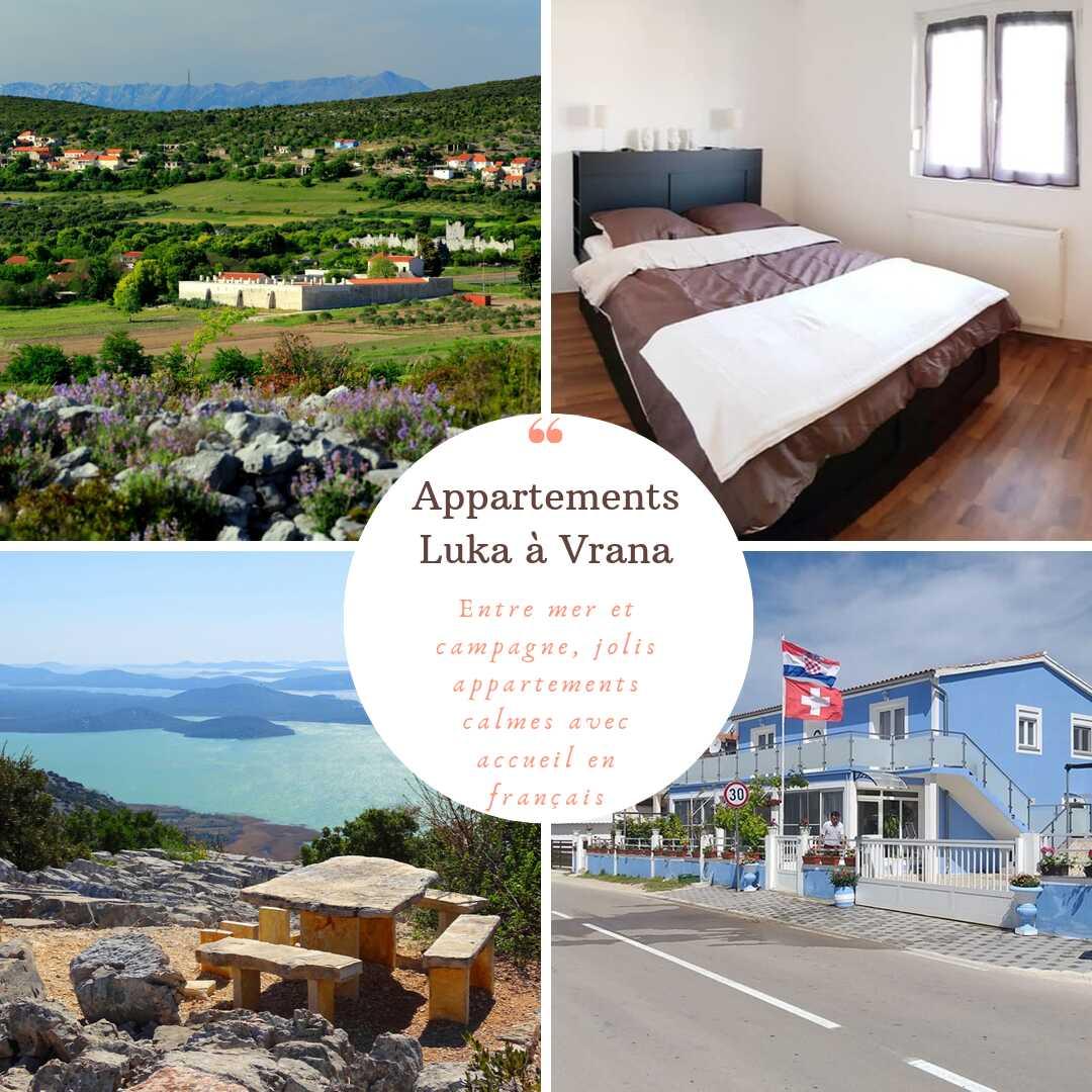Itinéraire en Dalmatie ; circuits de 1 à 3 semaines pour vos vacances en Croatie 6