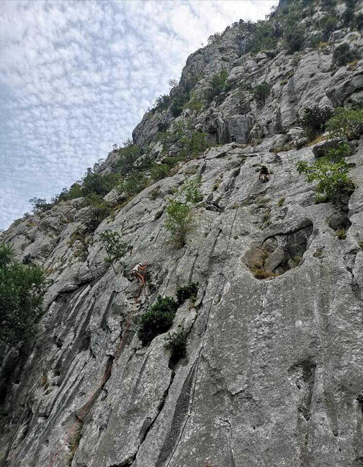 Forteresse d'Omis, Tyrolienne et Canyon de Cetina, un concentré de sensations 4