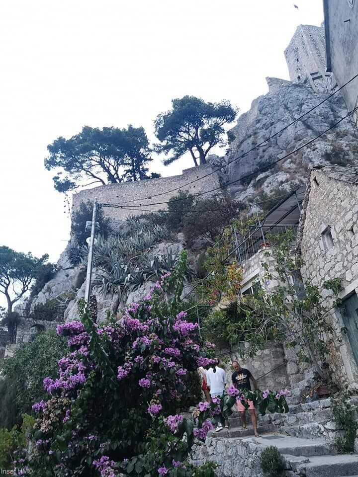 Forteresse d'Omis, Tyrolienne et Canyon de Cetina, un concentré de sensations 2