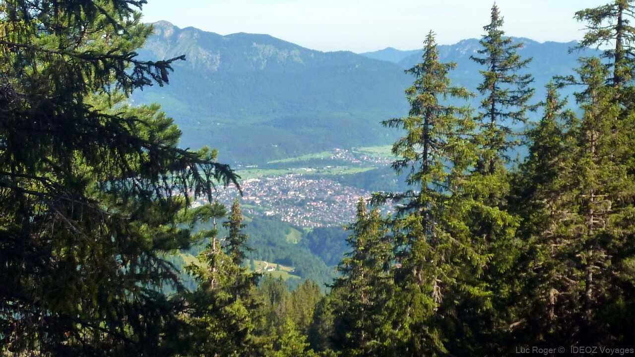 alpage du Wetterstein Wettersteinalp