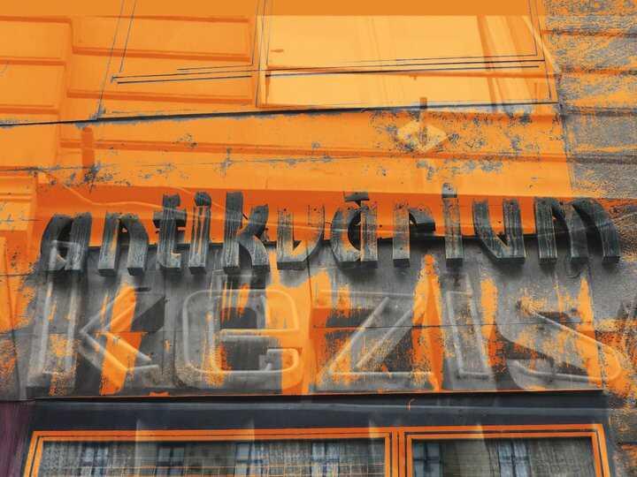 Vieilles enseignes publicitaires de Budapest ; une escapade insolite