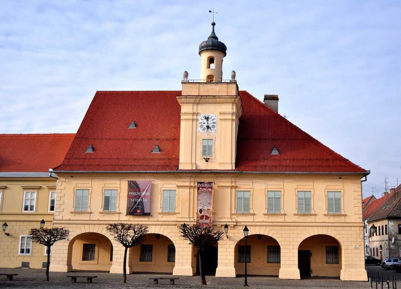 musée d'archéologie d'Osijek