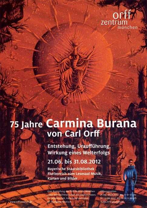 exposition en hommage aux 75 ans de Carmina Burana