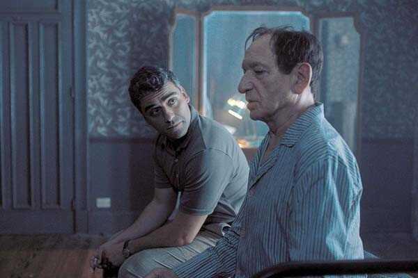 Opération finale ben kingley dans le role d'eichman et oscar isaac dans celui de Peter Malkin