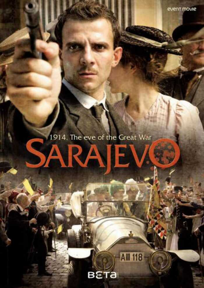 affiche L'attentat Sarajevo 1914 critique