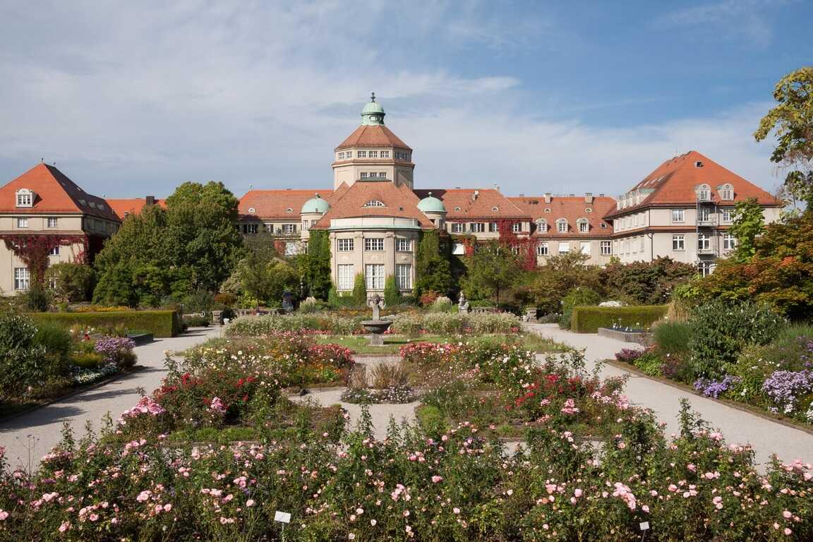 chateau du jardin anglais de munich