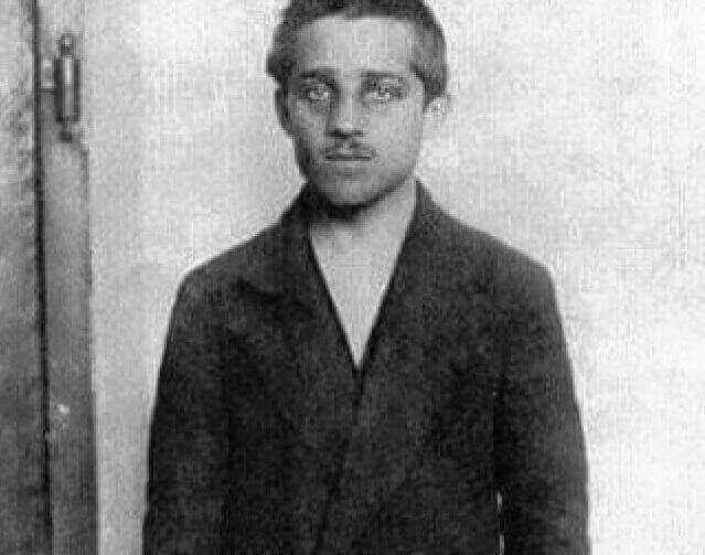 gavrilo princip auteur sebe de l'attentat de sarajevo 1914