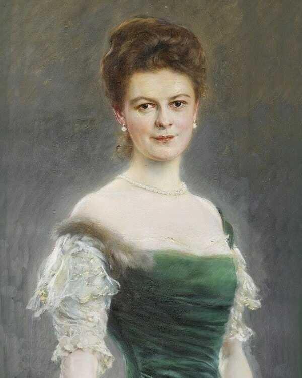 Sophie Chotek  Duchesse de Hohenberg