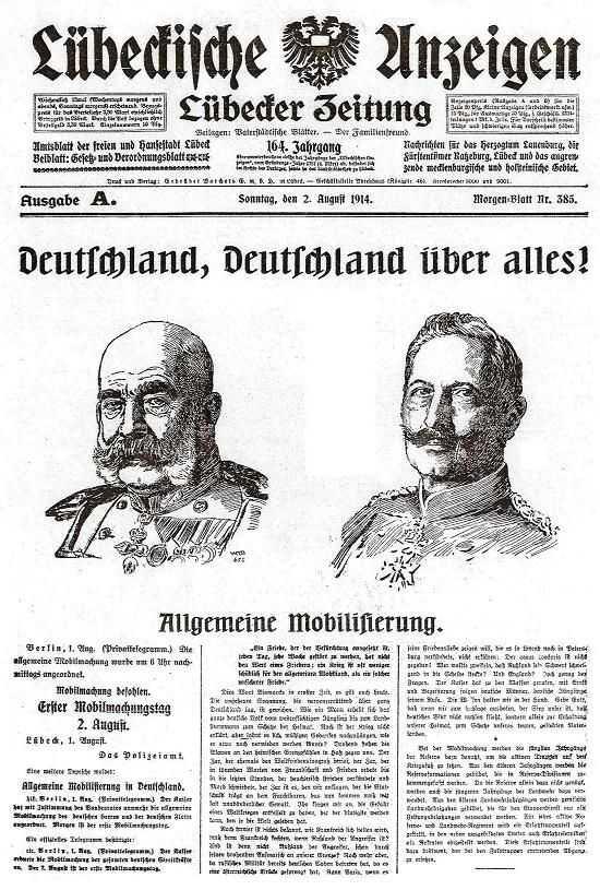 wiener zeitung annonce du décès de l'archiduc franz ferdinand de habrbourg prétendant au trône d'autriche