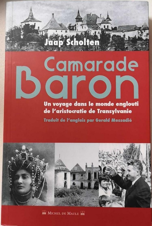 camarade baron livre de jaap scholten