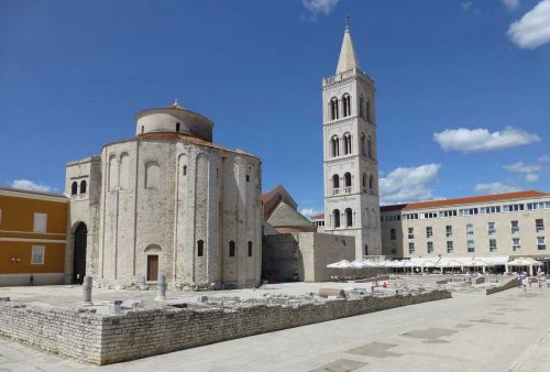 centre historique de zadar