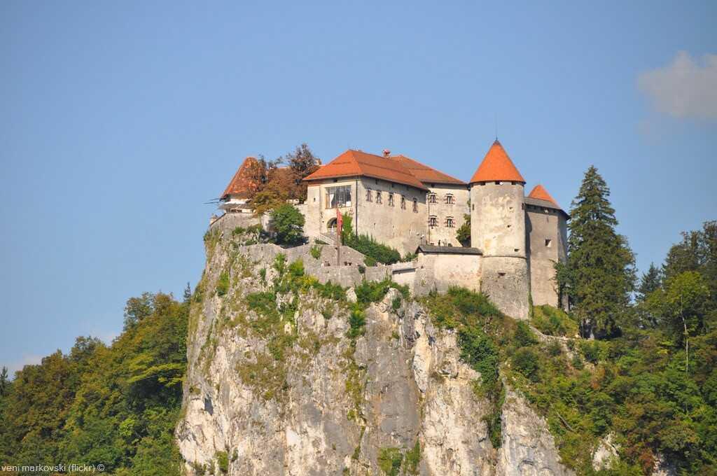 château médiéval de bled