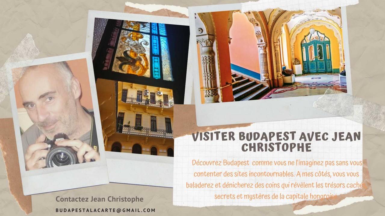 visiter budapest avec un guide francophone jean christophe