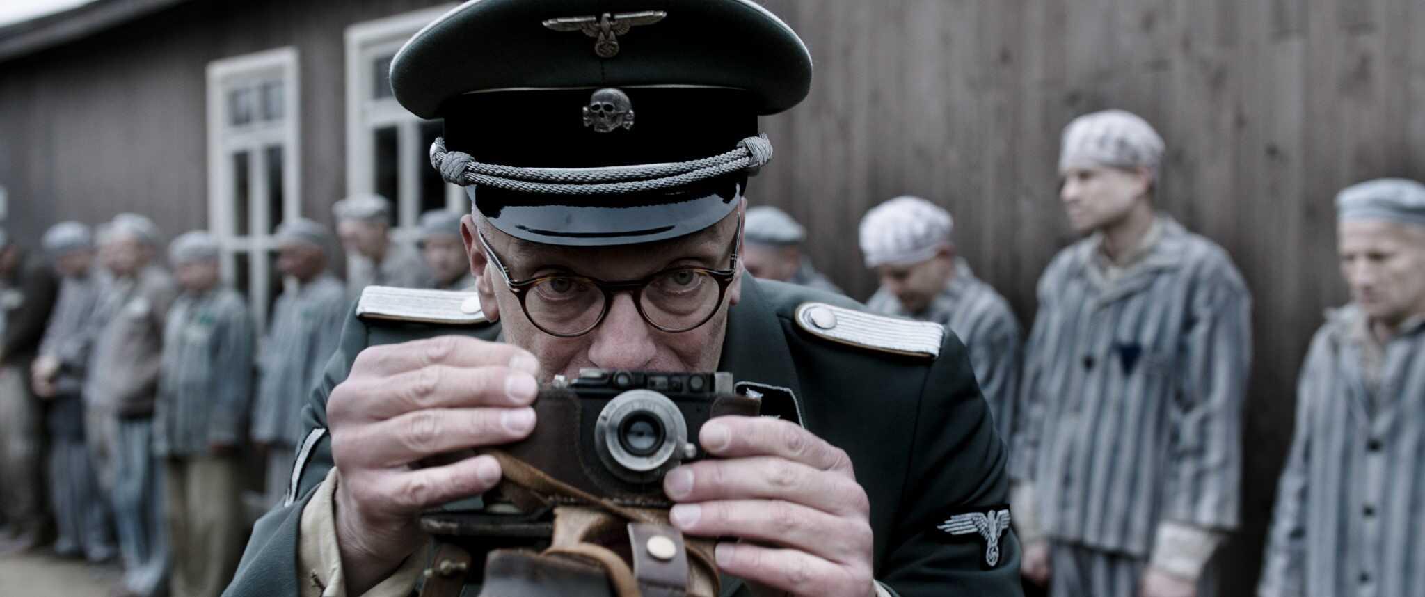 le photographe de Mauthausen Paul Riken