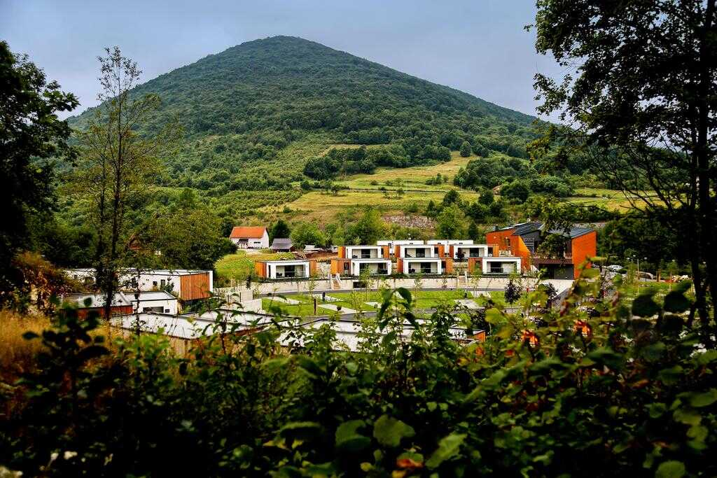 mobil homes camping plitvice