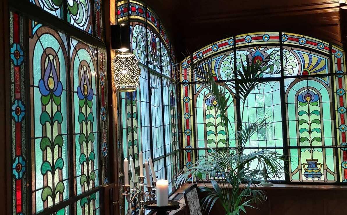 Villa de l'écrivain à Budapest Brody writer's villa ; perle de l'Art Nouveau
