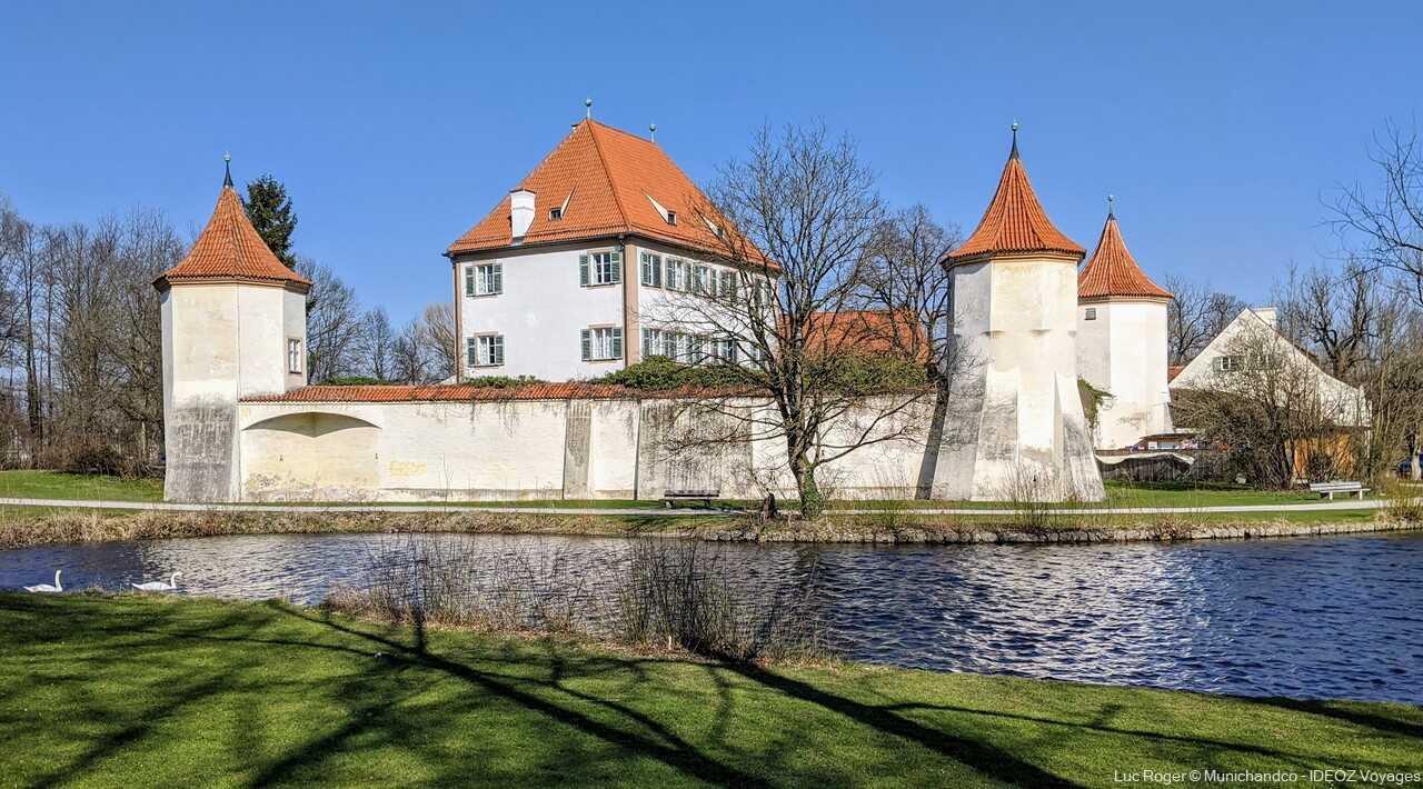 Chateau Blutenburg Schloss près de Munich