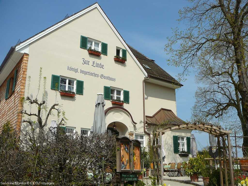 Gasthaus zur Linde sur Fraueninsel