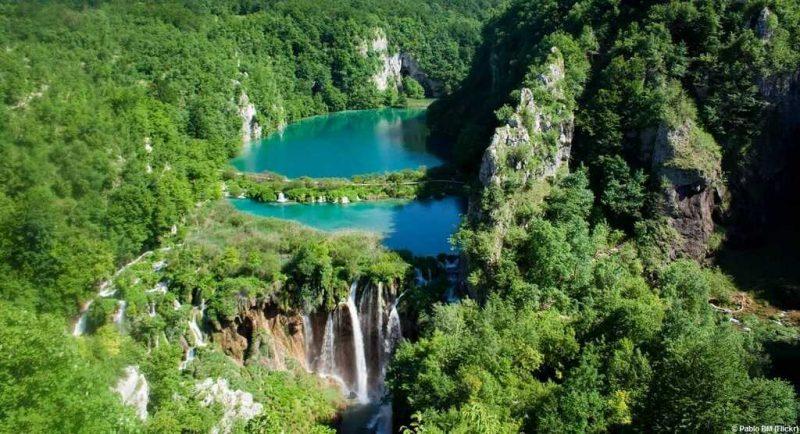 chutes lacs inférieurs de plitvicka jezera (1)
