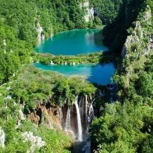 chutes lacs plitvice