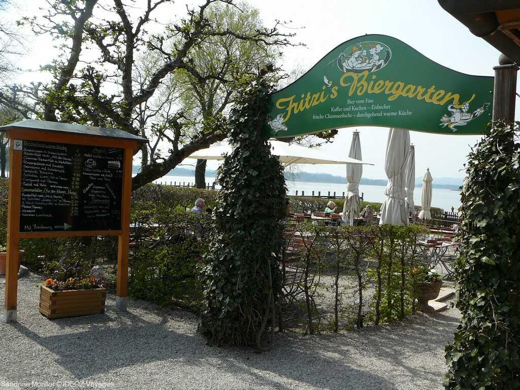 fritzi's boergarten sur fraueninsel