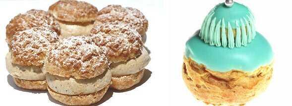 paris brest et religieuse pâtisserie à paris
