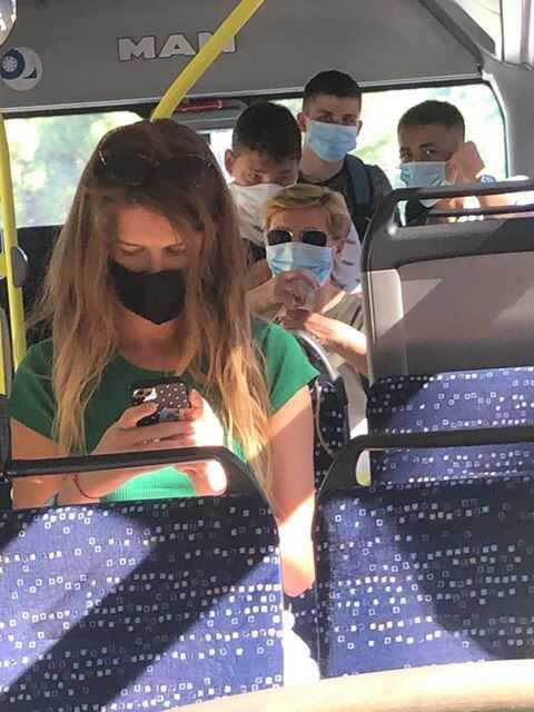 port du masque obligatoire dans les transports en croatie