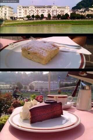 La Sacher Torte ; une idée de génie et une histoire de rivalité à Vienne (Cuisine autrichienne) 1