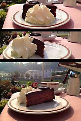 La Sacher Torte ; une idée de génie et une histoire de rivalité à Vienne (Cuisine autrichienne) 2