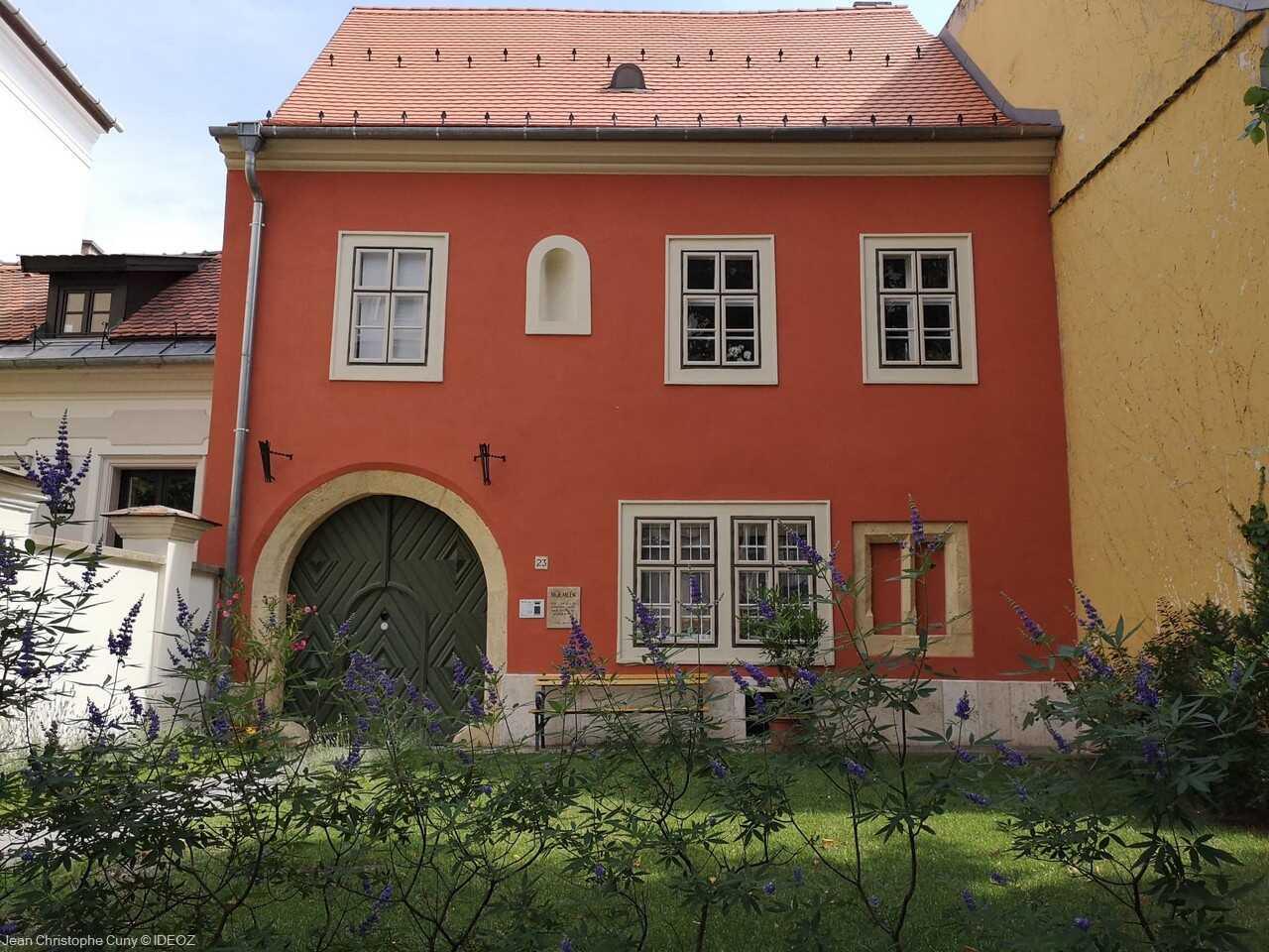 Budai Várnegyed quartier du château de Budapest