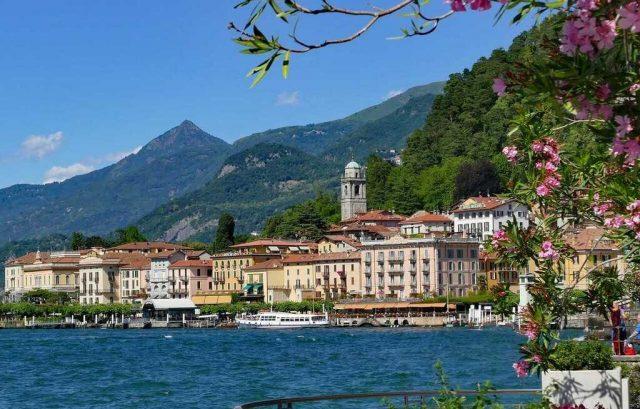 village de bellagio lac de come