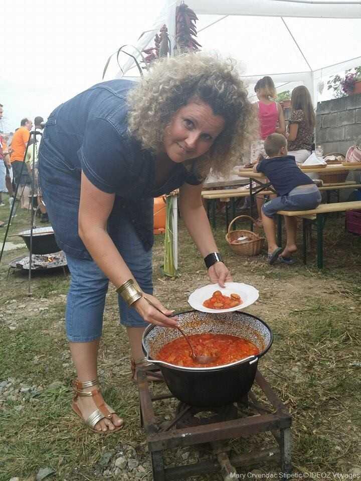 Ribarski Dani à Kopačevo : Festival des pêcheurs et de la Fis paprikas en Slavonie 13