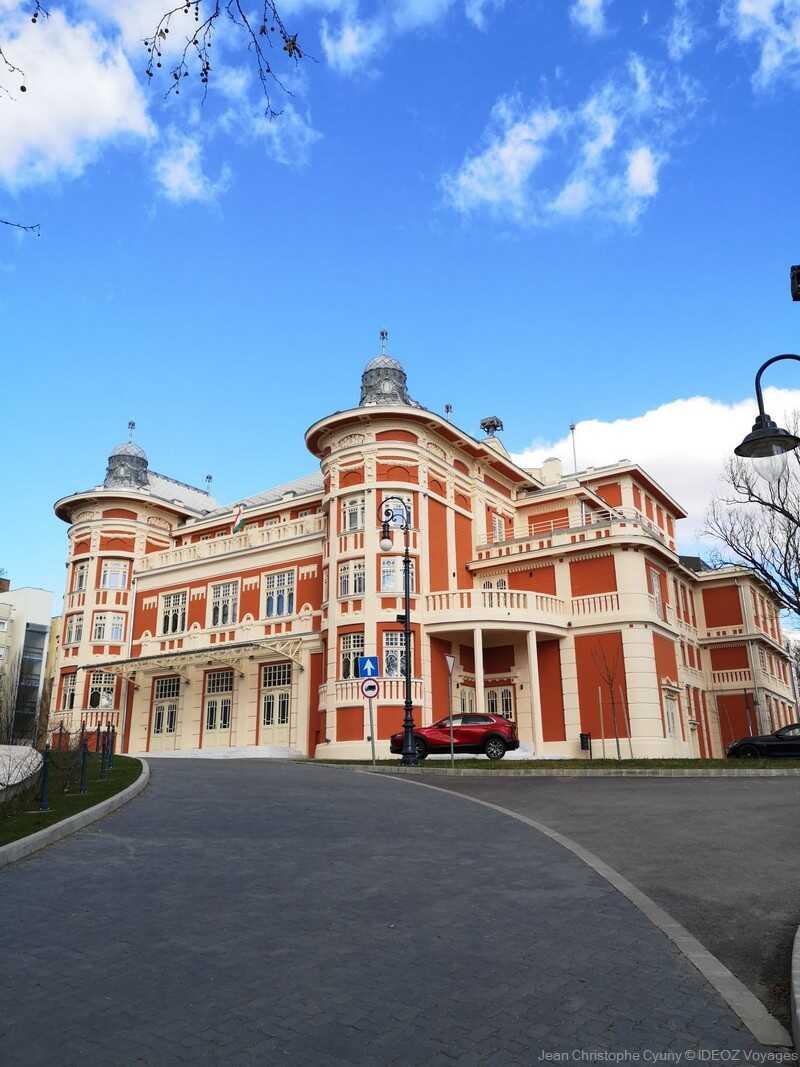 Kaposvar theatre Csiky Gergely