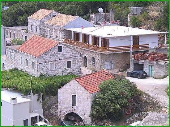 Merveilleux séjour sur l'île de Mljet chez Blazenka Cumbelic à Kozarica 2