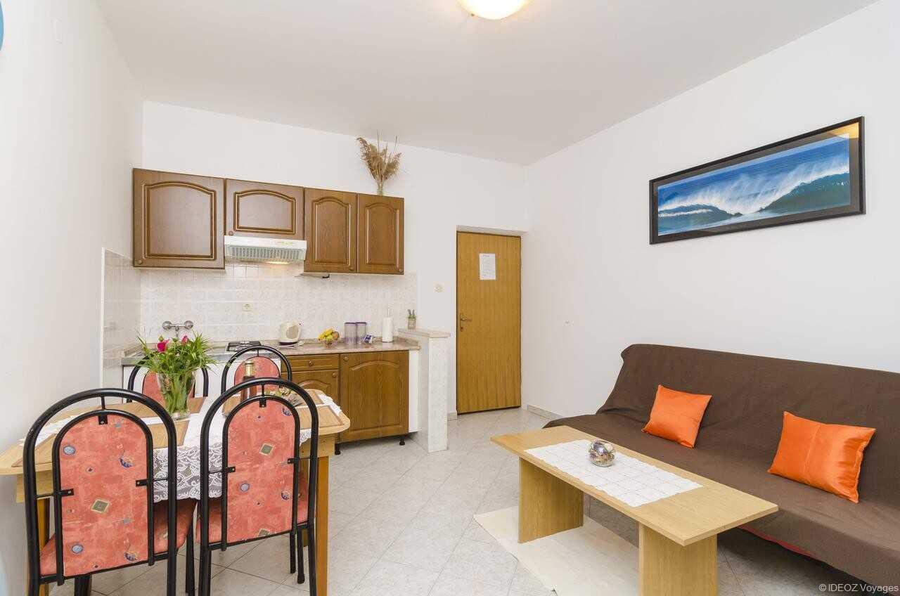 appartement cumbelic à Kozarica sur l'île de mljet